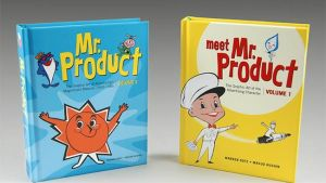 Meet Mr. Product