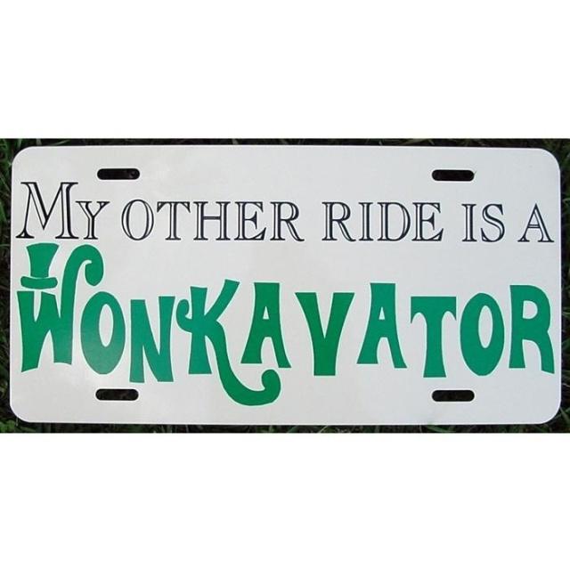 wonkavator