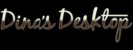 Dina's Desktop Logo